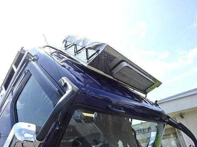 三菱 R3 スーパーグレート 4軸低床 アルミブロック 造りボディ 未使用 画像24
