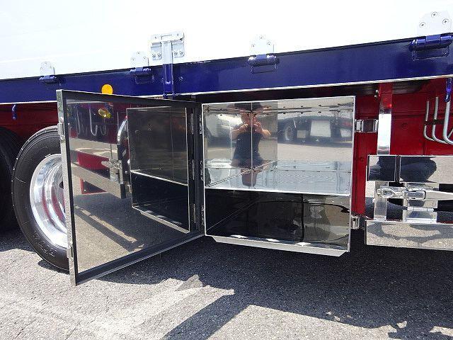 三菱 R3 スーパーグレート 4軸低床 アルミブロック 造りボディ 未使用 画像11
