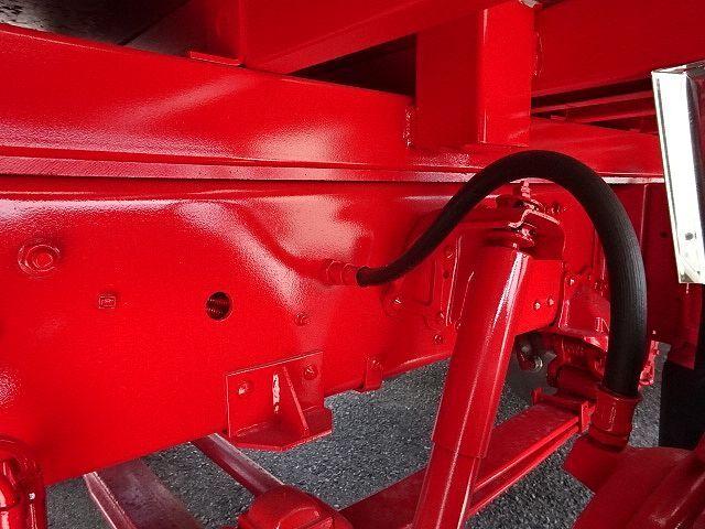 三菱 R3 スーパーグレート 4軸低床 アルミブロック 造りボディ 未使用 画像15