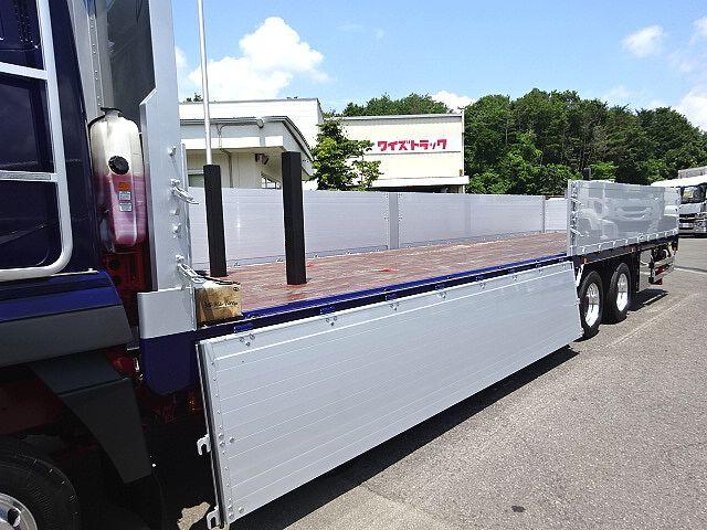 三菱 R3 スーパーグレート 4軸低床 アルミブロック 造りボディ 未使用 画像9