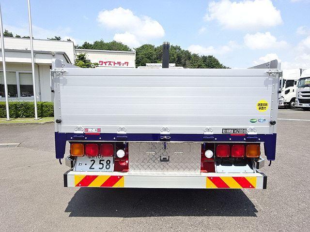 三菱 R3 スーパーグレート 4軸低床 アルミブロック 造りボディ 未使用 画像7