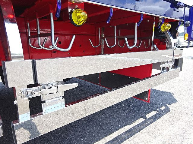 三菱 R3 スーパーグレート 4軸低床 アルミブロック 造りボディ 未使用 画像12