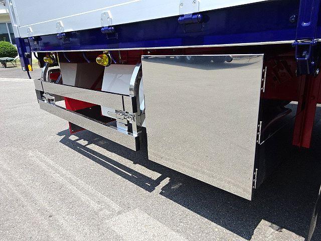 三菱 R3 スーパーグレート 4軸低床 アルミブロック 造りボディ 未使用 画像14
