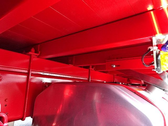 三菱 R3 スーパーグレート 4軸低床 アルミブロック 造りボディ 未使用 画像16