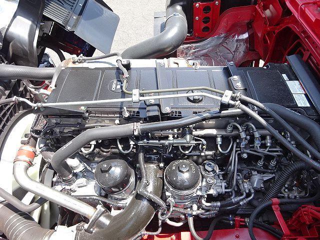 三菱 R3 スーパーグレート 4軸低床 アルミブロック 造りボディ 未使用 画像25