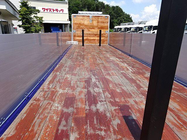 三菱 R3 スーパーグレート 4軸低床 アルミブロック 造りボディ 未使用 画像21