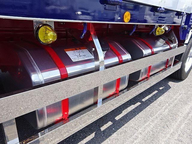 三菱 R3 スーパーグレート 4軸低床 アルミブロック 造りボディ 未使用 画像10