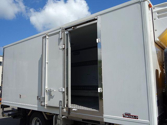 いすゞ H28 エルフ 低温冷凍車 両側サイド扉 格納PG 車検付 画像16