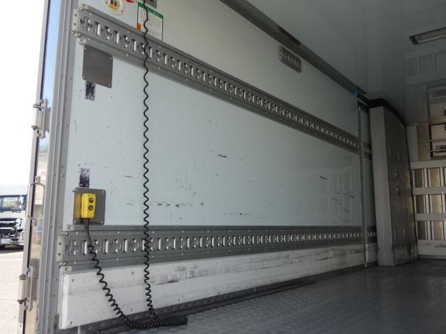いすゞ H28 エルフ 低温冷凍車 両側サイド扉 格納PG 車検付 画像10