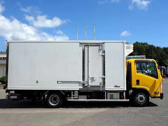 いすゞ H28 エルフ 低温冷凍車 両側サイド扉 格納PG 車検付 画像5
