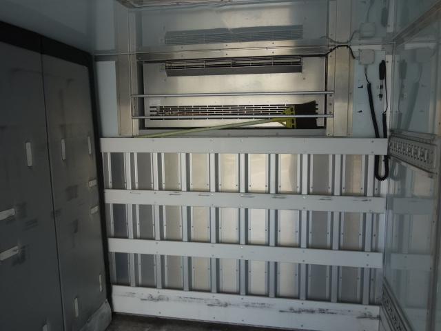 いすゞ H28 エルフ 低温冷凍車 両側サイド扉 格納PG 車検付 画像12