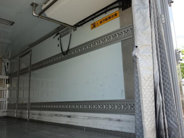 いすゞ H28 エルフ 低温冷凍車 両側サイド扉 格納PG 車検付 画像11