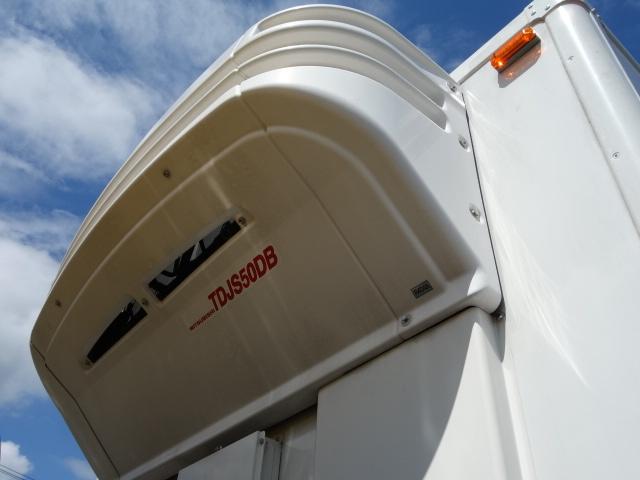いすゞ H28 エルフ 低温冷凍車 両側サイド扉 格納PG 車検付 画像22