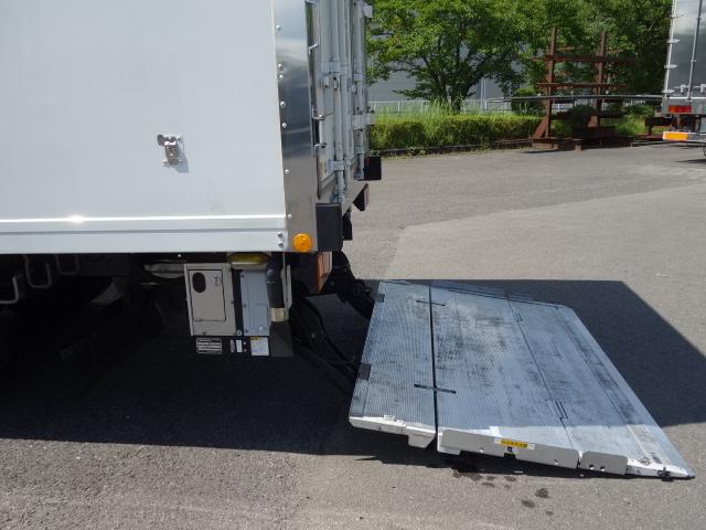 いすゞ H28 エルフ 低温冷凍車 両側サイド扉 格納PG 車検付 画像21