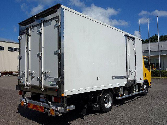 いすゞ H28 エルフ 低温冷凍車 両側サイド扉 格納PG 車検付 画像8