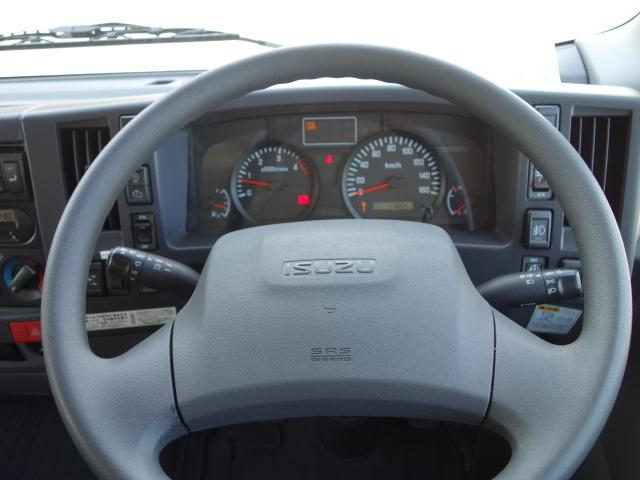 いすゞ H28 エルフ 低温冷凍車 両側サイド扉 格納PG 車検付 画像27