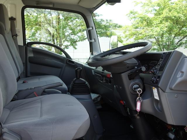 いすゞ H28 エルフ 低温冷凍車 両側サイド扉 格納PG 車検付 画像26