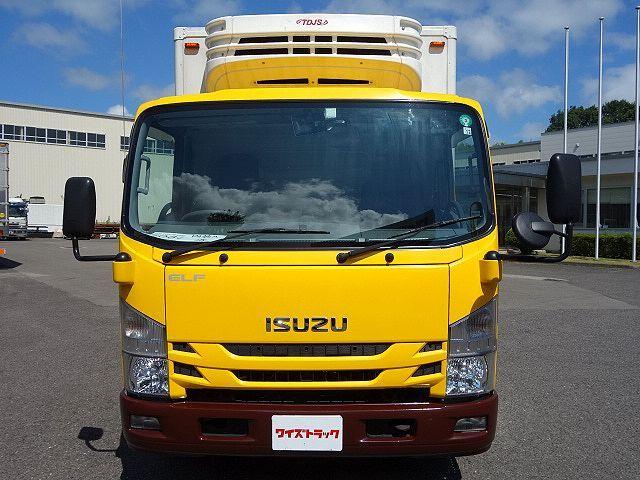 いすゞ H28 エルフ 低温冷凍車 両側サイド扉 格納PG 車検付 画像2
