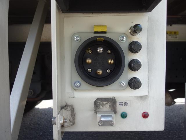 いすゞ H28 エルフ 低温冷凍車 両側サイド扉 格納PG 車検付 画像25