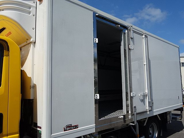 いすゞ H28 エルフ 低温冷凍車 両側サイド扉 格納PG 車検付 画像15