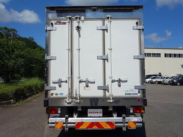 いすゞ H28 エルフ 低温冷凍車 両側サイド扉 格納PG 車検付 画像7