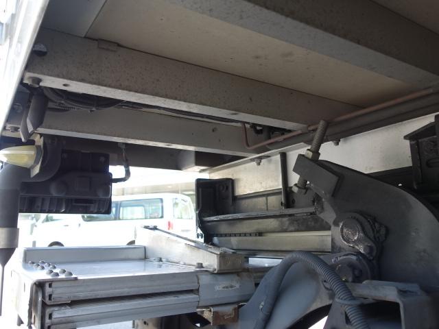 いすゞ H28 エルフ 低温冷凍車 両側サイド扉 格納PG 車検付 画像18