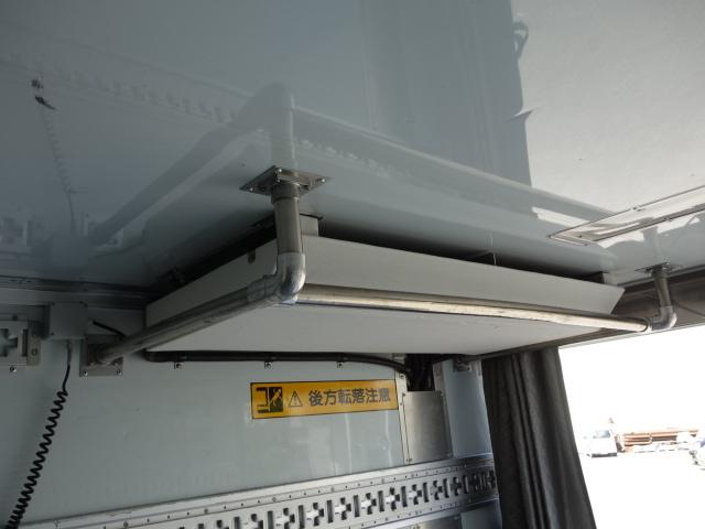 いすゞ H28 エルフ 低温冷凍車 両側サイド扉 格納PG 車検付 画像14