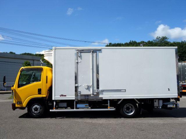 いすゞ H28 エルフ 低温冷凍車 両側サイド扉 格納PG 車検付 画像4