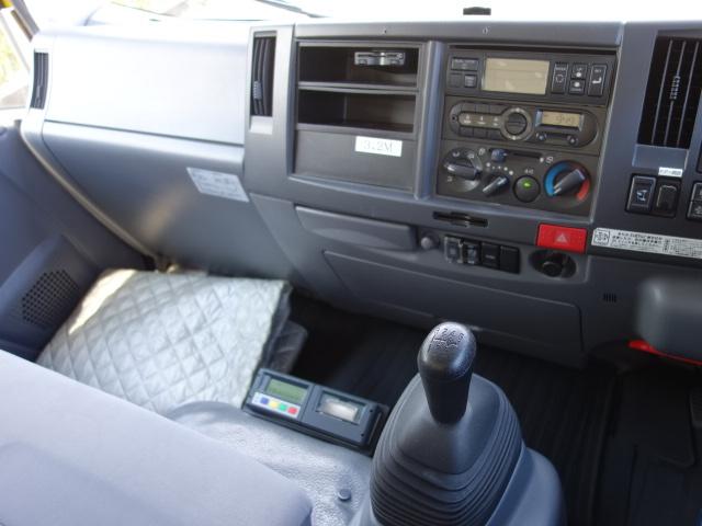 いすゞ H28 エルフ 低温冷凍車 両側サイド扉 格納PG 車検付 画像29