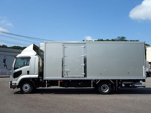 いすゞ H30 フォワード ワイド 低温冷凍車 格納PG ジョロダー 画像4