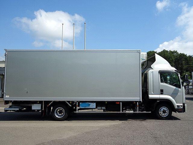 いすゞ H30 フォワード ワイド 低温冷凍車 格納PG ジョロダー 画像5