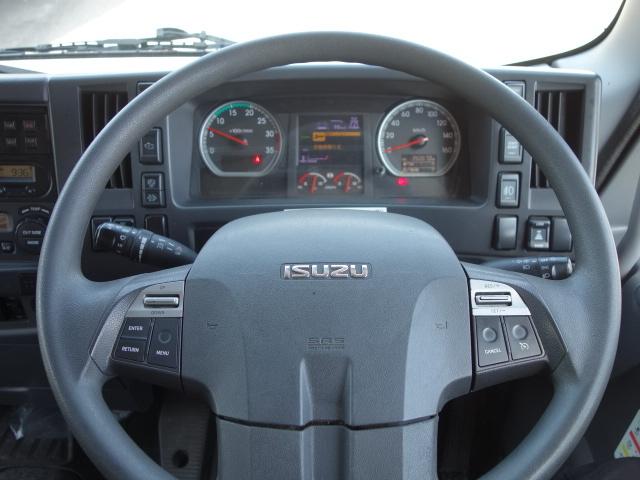 いすゞ H30 フォワード ワイド 低温冷凍車 格納PG ジョロダー 画像25