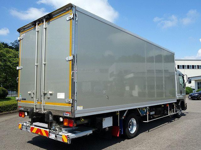 いすゞ H30 フォワード ワイド 低温冷凍車 格納PG ジョロダー 画像8