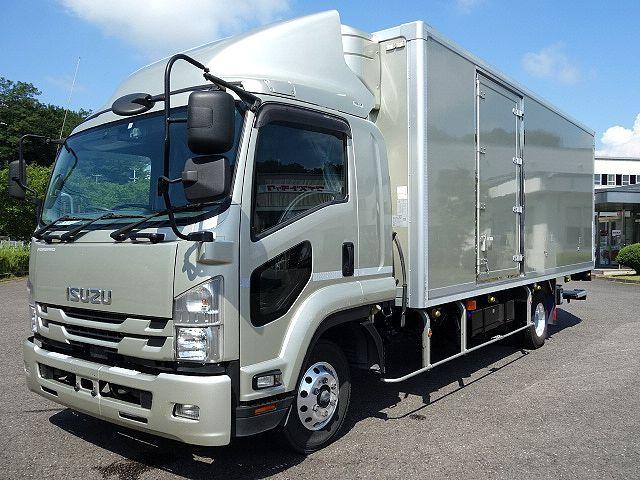 いすゞ H30 フォワード ワイド 低温冷凍車 格納PG ジョロダー