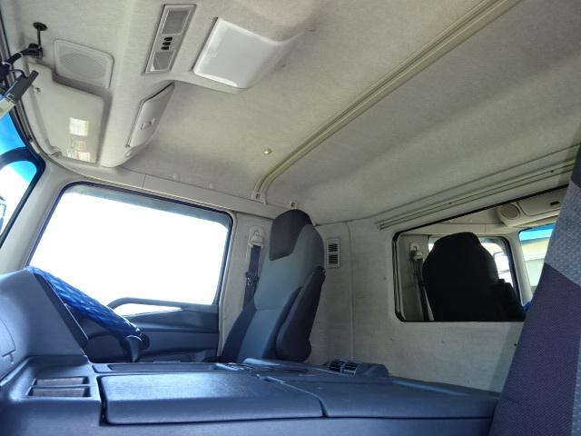 三菱 H22 スーパーグレート 3軸低温冷凍車 画像27