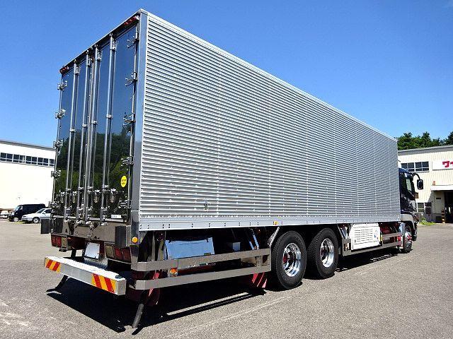 三菱 H22 スーパーグレート 3軸低温冷凍車 画像7