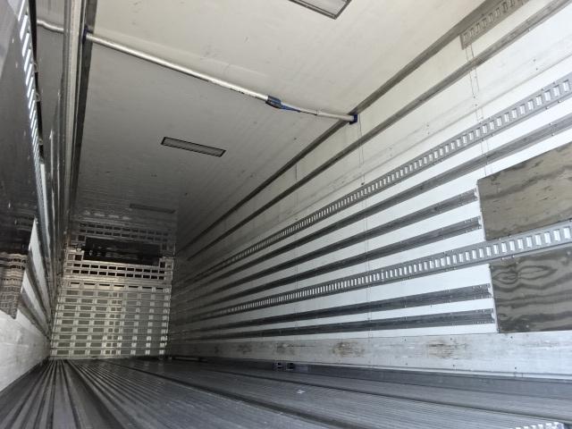 三菱 H22 スーパーグレート 3軸低温冷凍車 画像12