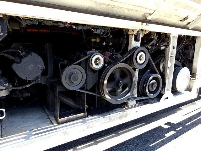 三菱 H22 スーパーグレート 3軸低温冷凍車 画像14