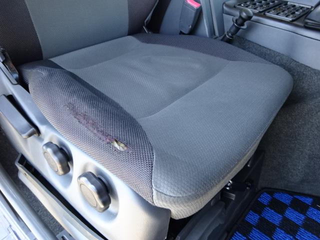 三菱 H22 スーパーグレート 3軸低温冷凍車 画像28