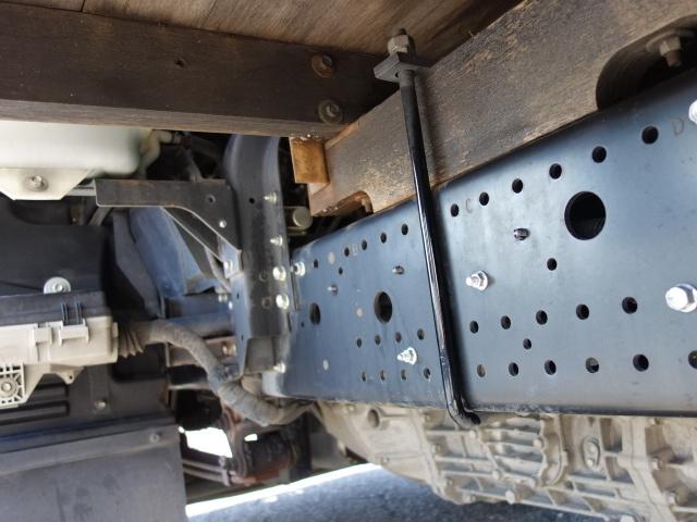 いすゞ H27 フォワード 平 アルミブロック PG付 画像19