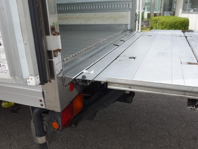 いすゞ H26 フォワード ワイド 低温冷凍車 格納PG 画像16