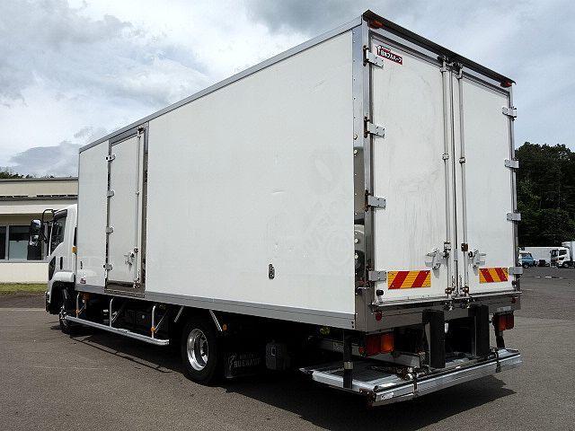 いすゞ H26 フォワード ワイド 低温冷凍車 格納PG 画像6