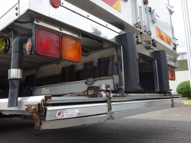 いすゞ H26 フォワード ワイド 低温冷凍車 格納PG 画像22