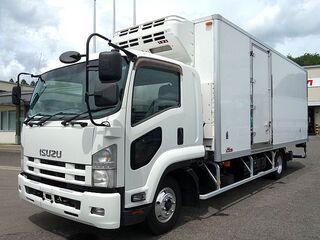 H26 フォワード 6200ワイド 低温冷凍車 エアサス格納PG