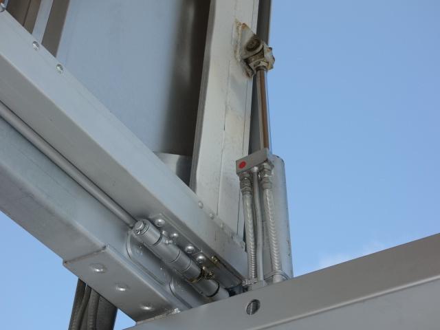 日野 H29 プロフィア ハイルーフ 4軸低床 アルミウィング 画像16