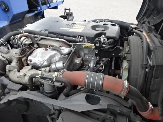 いすゞ H26 エルフ 塵芥車 プレスパッカー 押出式 2t 画像20