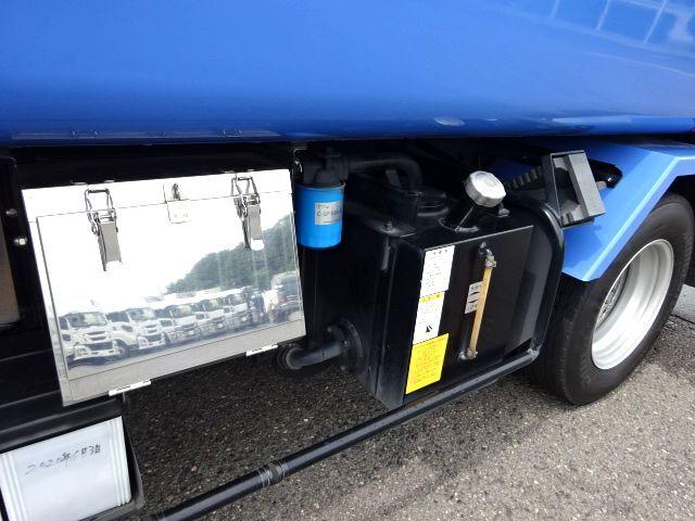 いすゞ H26 エルフ 塵芥車 プレスパッカー 押出式 2t 画像15