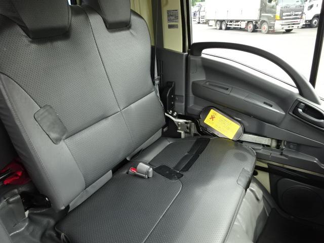 いすゞ H26 エルフ 塵芥車 プレスパッカー 押出式 2t 画像25