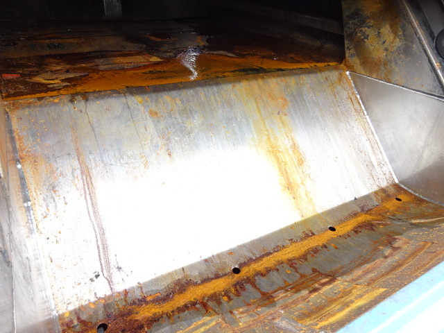 いすゞ H26 エルフ 塵芥車 プレスパッカー 押出式 2t 画像10