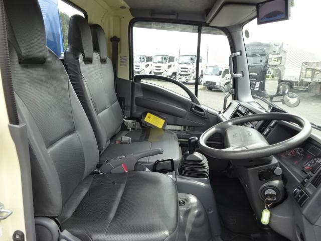 いすゞ H26 エルフ 塵芥車 プレスパッカー 押出式 2t 画像21